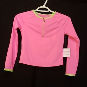 Lilly Pulitzer Luxletic Cropped Top